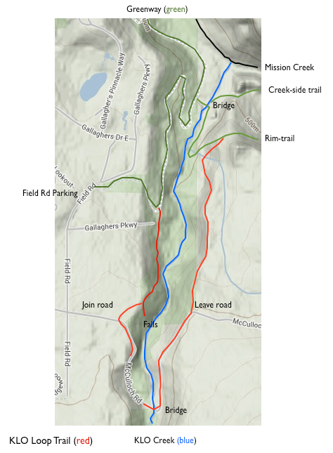 side trails map